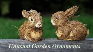 quirky garden ornaments